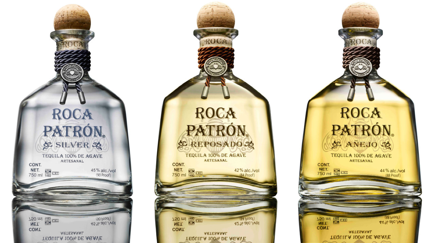 What are the different types of tequila?