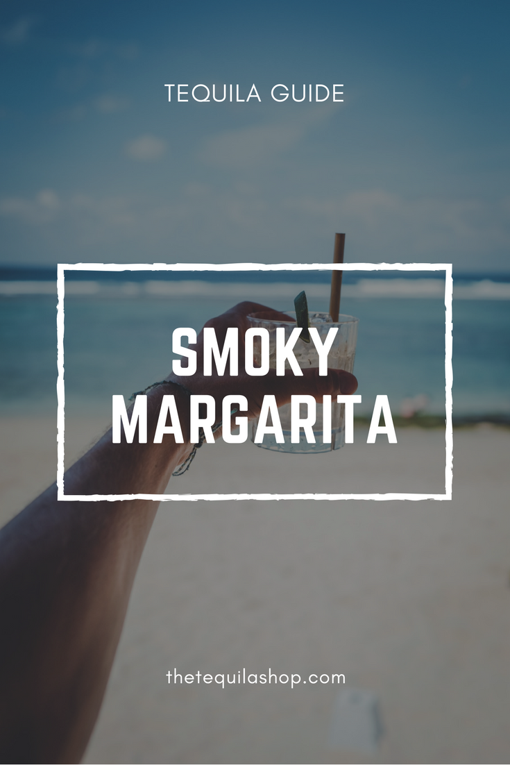 Smoky margarita recipe
